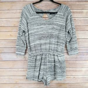 BDG Urban Outfitters Women's S Gray Romper